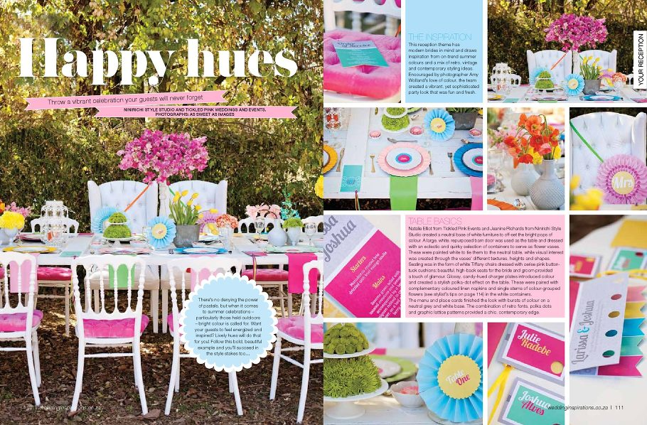 Colourful Wedding Decor Ideas Archives As Sweet As Images Wedding