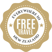Free Travel New Zealand Wedding Photographers