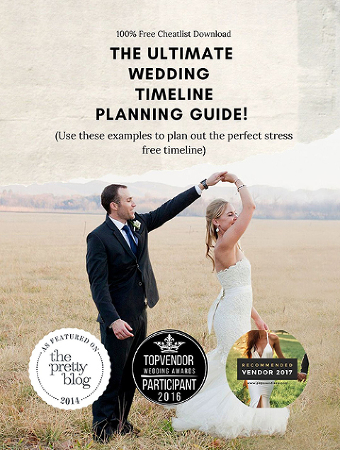 The Ultimate Wedding Timeline Planning Guide