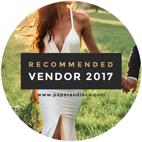 Auckland Wedding Vendor Badge